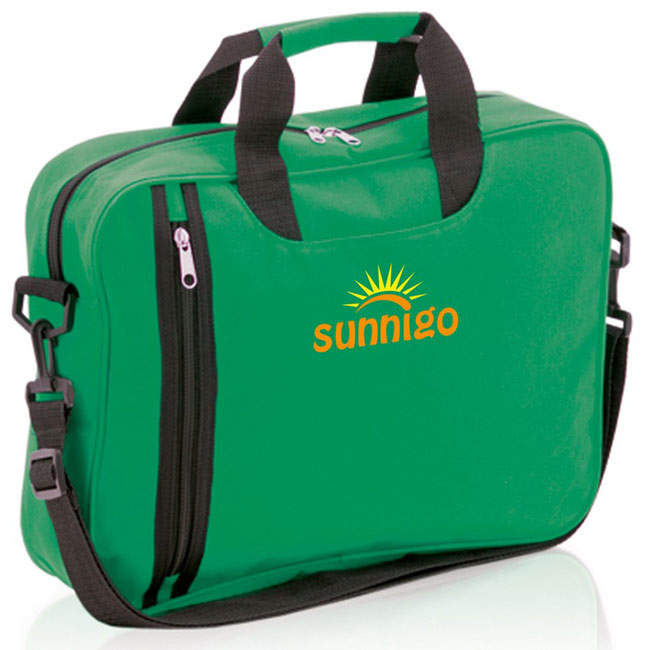 Document bag,Green,W4V2584,Conference bags & Folders