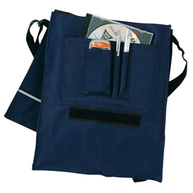 Document bag with handle,Navy Blue,W4V2666,Conference bags & Folders
