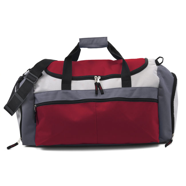 Sports / travel bag,Red,W4V4179,Travel & Sports Bags