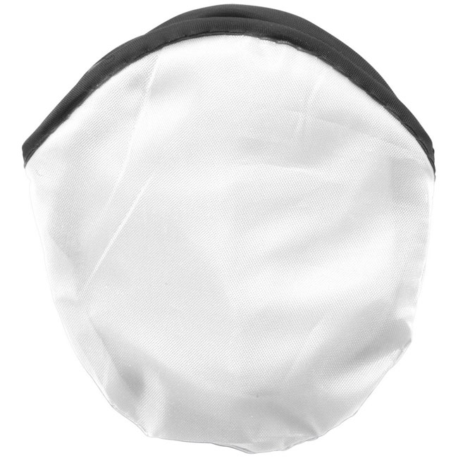 promotional Foldable frisbee, supplied in a pouch,W4V6370,colour: White,Games & Puzzles,Water4Fish,promotional products