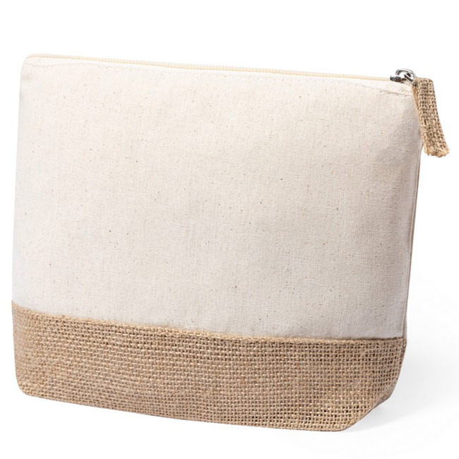 Cotton cosmetic bag,Neutral,W4V6703,Cosmetic Bags