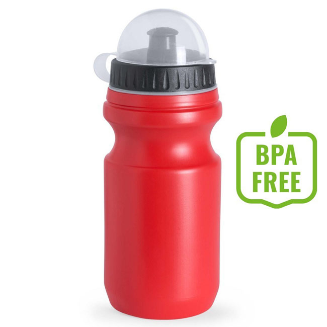 Drinking bottle 550ml,Red,W4V7689,Sports Items