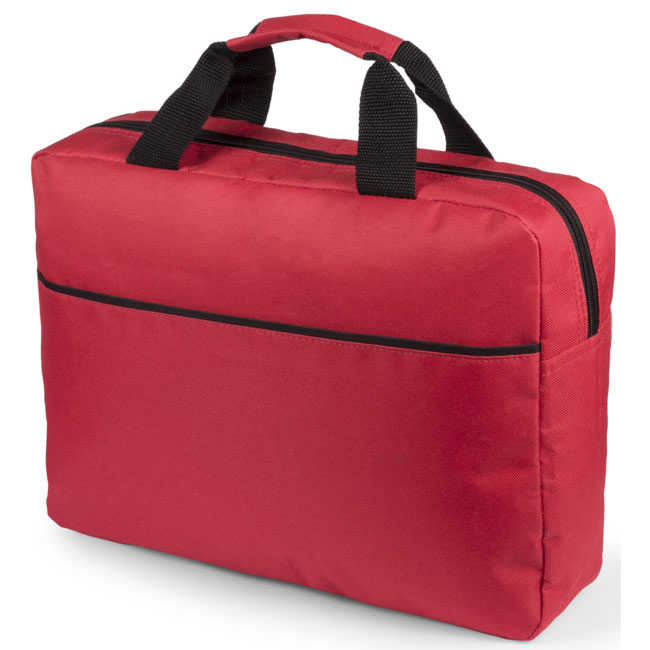 Document bag,Red,W4V8457,Conference bags & Folders