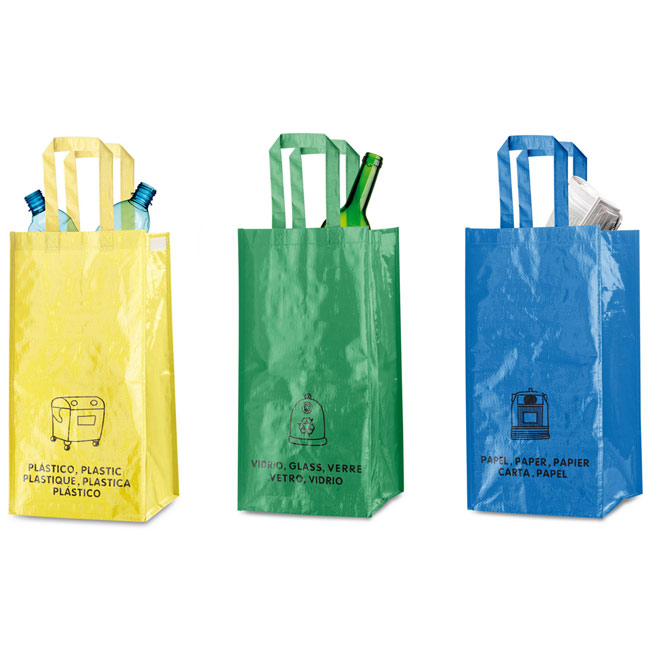 Recycle waste bags,Multicolour,W4V8563,Kitchen