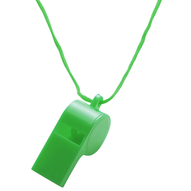 Whistle,Green,W4V9666,Sports Items