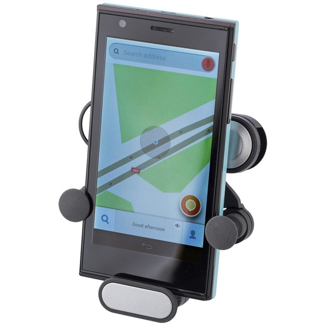 Mobile phone holder for car,Silver,W4V9770,Phone Accessories