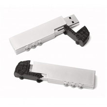 promotional Lorry USB,W4F0276,colour: White,USB Memory Sticks,Water4Fish,promotional products