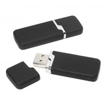 promotional Rubber 4 USB,W4F0293,colour: Black,USB Memory Sticks,Water4Fish,promotional products
