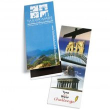 promotional Door Hanger (100 x 250mm),W4F0377,colour: White,Travel & Leisure Items,Water4Fish,promotional products