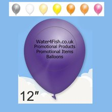promotional 12 Pearl Balloons,W4F0395,colour: Multicolour,Balloons,Water4Fish,promotional products