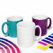 Promotional Durham Colourcoat Mug