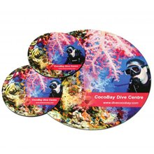 promotional SmartMat™ & Coaster Set,W4F0501,colour: Multicolour,Mousemats & Coasters,Water4Fish,promotional products