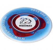 promotional Aqua Coaster,W4F0512,colour: Transparent,Mousemats & Coasters,Water4Fish,promotional products
