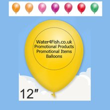 promotional Metalic Balloon 12'',W4F0515,colour: Multicolour,Balloons,Water4Fish,promotional products
