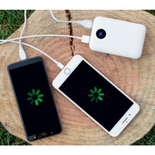 Promotional Power bank 10000 mAh Air Gifts