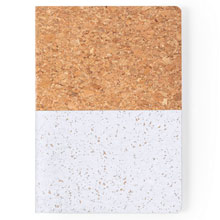 Promotional Cork notebook A5