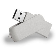 Promotional Twist - USB memory stick  16GB