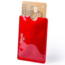 Promotional Credit card holder, RFID safe
