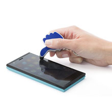 Promotional Thumb touch pen LED