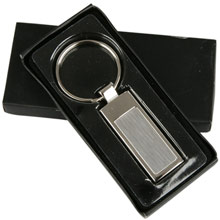 Rectangular keyring,W4V2828,Keyrings & Keyfobs