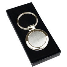 promotional Keyring,W4V2033,colour: Silver,Keyrings & Keyfobs,Water4Fish,promotional products