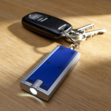 Promotional Keyring with light