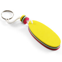 promotional Floating keyring,W4V2131,colour: Neutral,Keyrings & Keyfobs,Water4Fish,promotional products