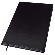 promotional Notepad / notebook a4,W4V2333,colour: Black,Notebooks,Water4Fish,promotional products