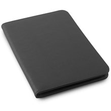 promotional Conference folder A4,W4V2378,colour: Black,Conference bags & Folders,Water4Fish,promotional products