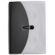 promotional Conference A4 folder,W4V2423,colour: Black,Conference bags & Folders,Water4Fish,promotional products
