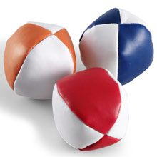 promotional Juggling balls 3 pcs in drawstring bag,W4V2441,colour: Neutral,Games & Puzzles,Water4Fish,promotional products