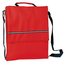 Document bag with handle,Red,W4V2666,Conference bags & Folders