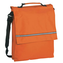 Document bag with handle,Orange,W4V2666,Conference bags & Folders