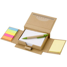 promotional Memo holder,W4V2695,colour: Neutral,Notebooks,Water4Fish,promotional products