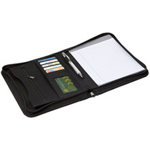 Promotional Conference folder A5 with notepad