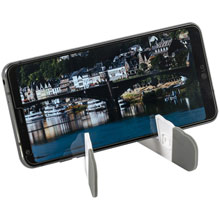 Foldable mobile phone stand also for tablets,White,W4V2959,Phone Accessories