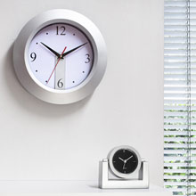 Promotional Wall clock with detachable dial
