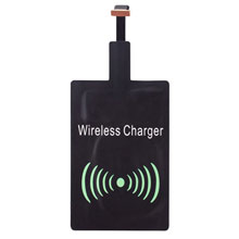 Wireless charging phone adaptor