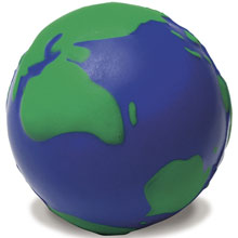 Globe - Anti stress toy,W4V4001,Anti Stress Products