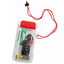 Waterproof multipurpose pouch,Red,W4V4383,Phone Accessories