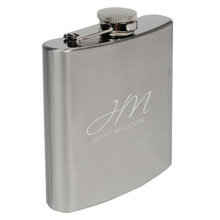 Promotional Hip flask 180 ml