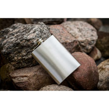 Promotional Hip flask 240 ml