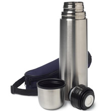 Vacuum flask 0.75 l with cover