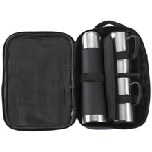 Thermos with mugs,Neutral,W4V4635,Mugs - China & Plastic