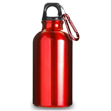 Water bottle with carabiner clip,W4V4659,Sport Items
