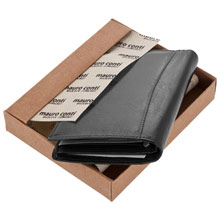 Mauro Conti leather wallet