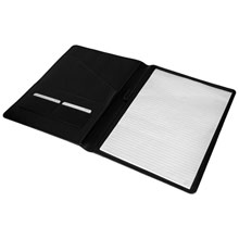 Promotional Conference folder with notebook