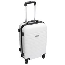 Hard case trolley,W4V4944,colour: White,Black,Travel & Sports Bags,Water4Fish