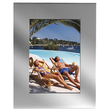 promotional Photo frame (10x15 cm),W4V5117,colour: Silver,Desk & Office Items,Water4Fish,promotional products