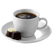 Promotional Cup and saucer